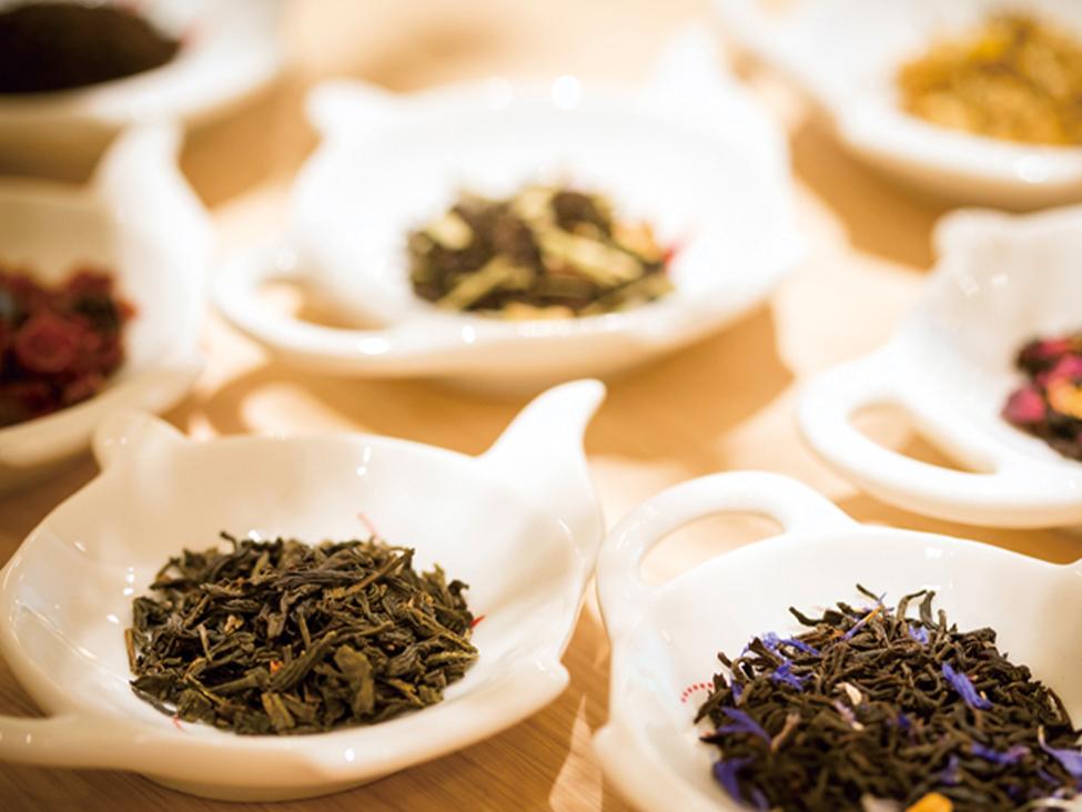 6月の紅茶『桃の紅茶』