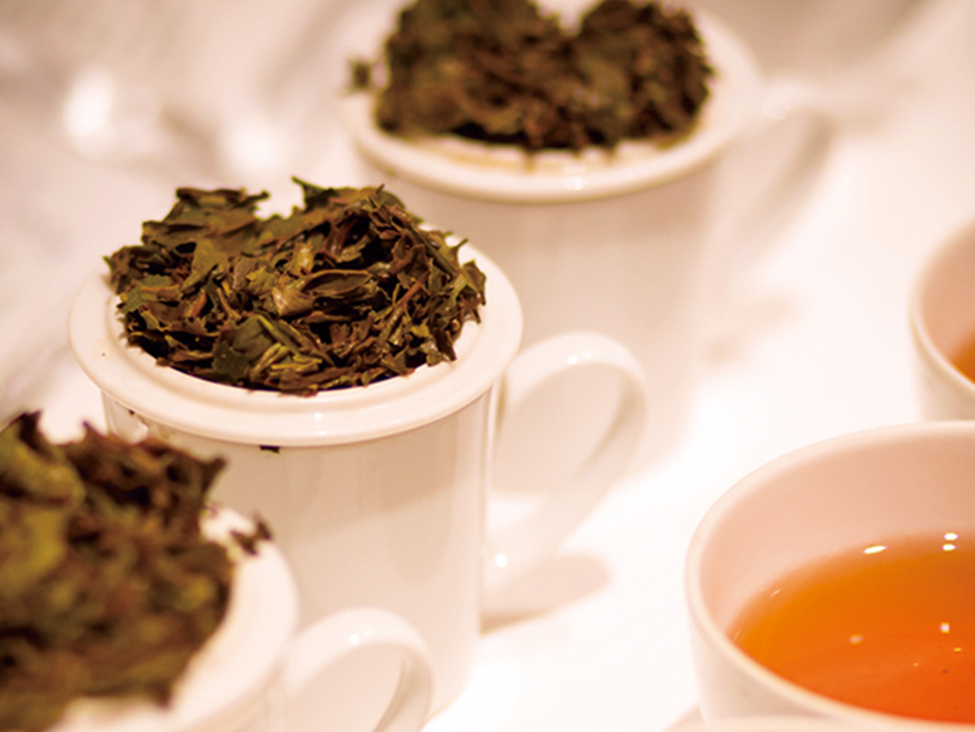 2月の紅茶『スパイスチャイ』