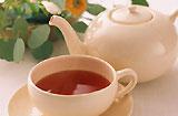 リラックスできる紅茶を